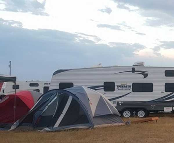 35 Foot RV Site -(Group Camping Area)