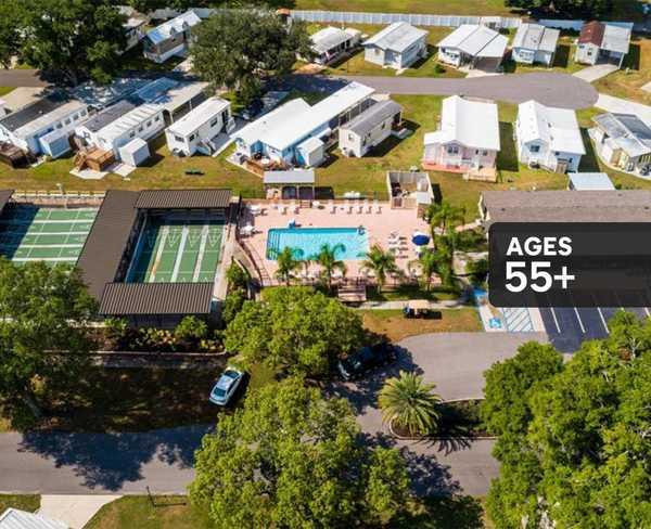 Baker Acres RV Resort (Age Restricted 55+)