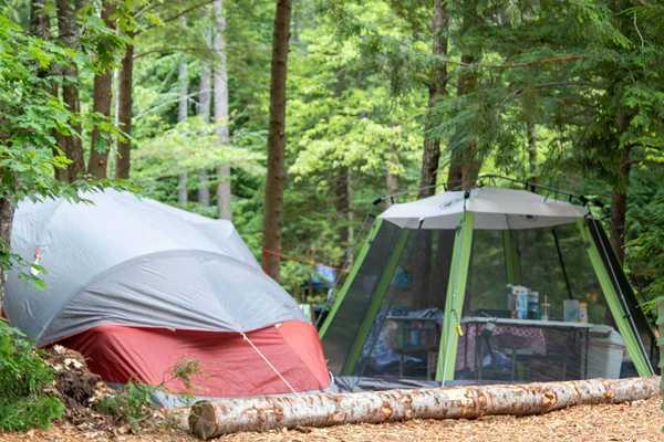 W/E Tent Site