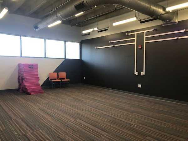 Leadership Center Bunkroom