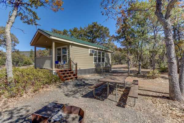 Cinder Cone Cabin Tiny Home