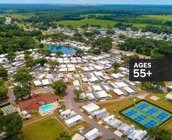 Southern Charm RV Resort (Age Restricted 55+)
