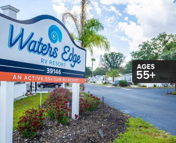 Waters Edge RV resort (Age Restricted 55+)