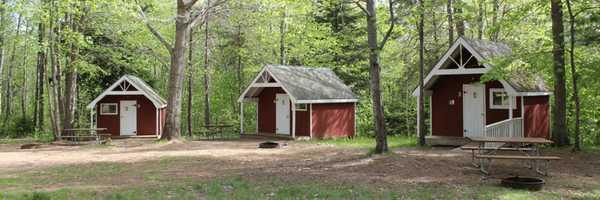 R - Ranger Smith Rustic Cabin #
