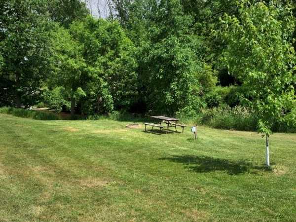 Creekside Tent Site