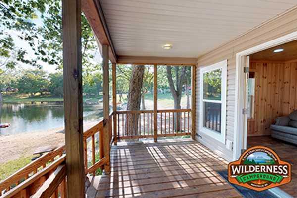 Bonnie Lake Beachside Cabin II