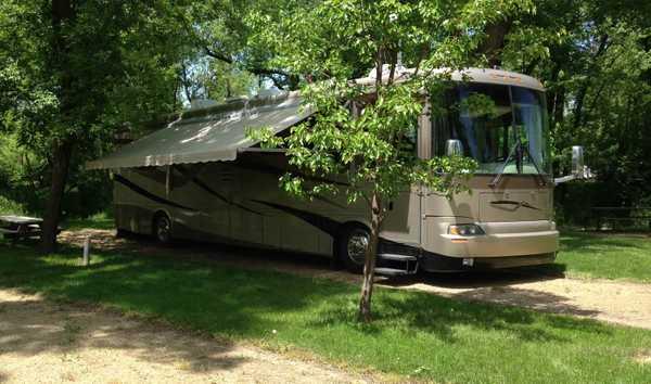 Blue Inn Campground