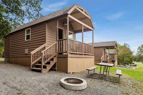 Cottage with Loft