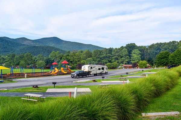 Mountain View Premium RV Site