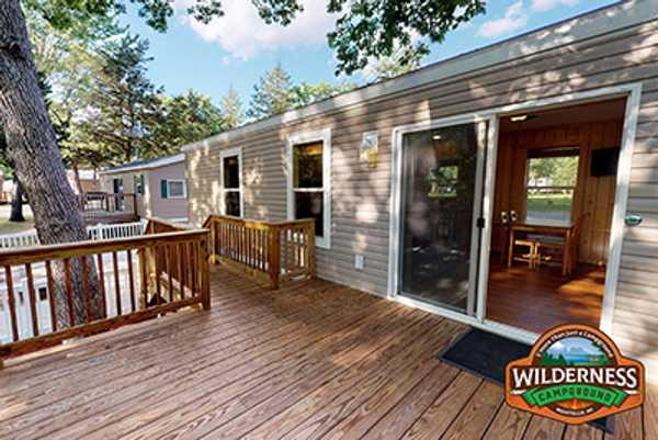 Bonnie Lake Overlook Cabin 14