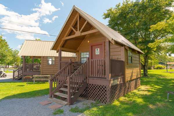 Small Cabin Rental