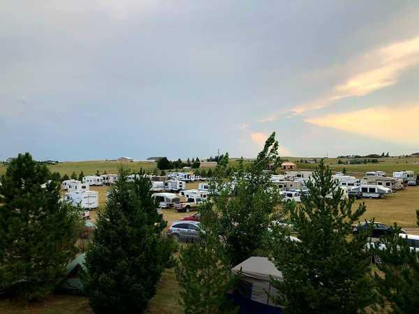 20 foot Tailgaters Campsite (Truck, Van, Hatchback, SUV, Short Bus)