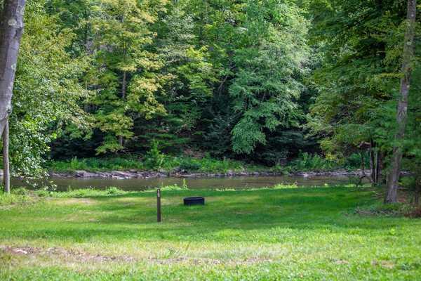 Riverfront Grass Tent Site