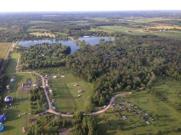 Claremar Twin Lakes Camping Resort