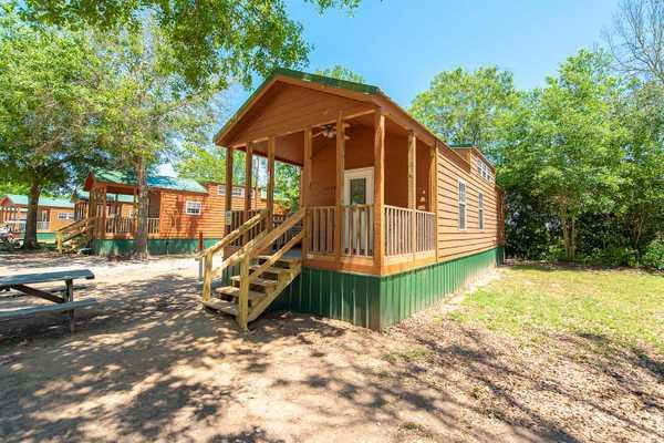 Village Bear Cabin