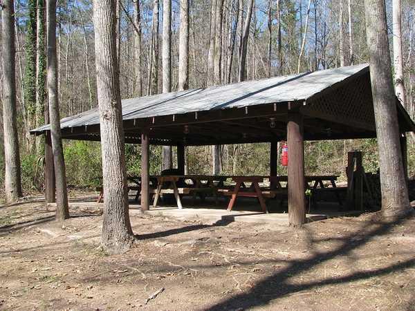 Camp Mary Elizabeth Primitive Tent Camping