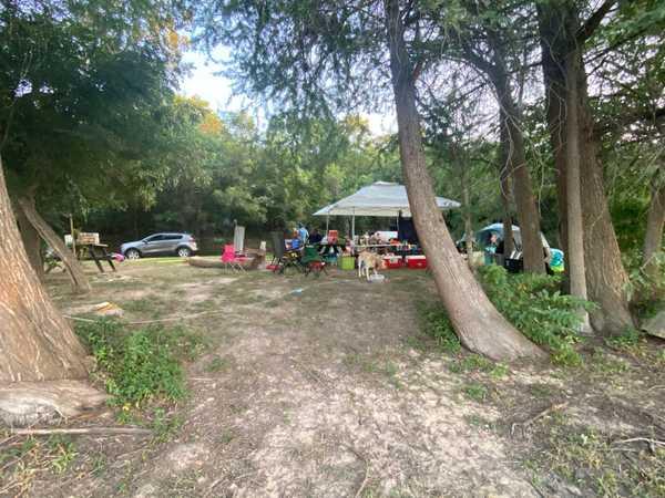 Riverside Tent Site