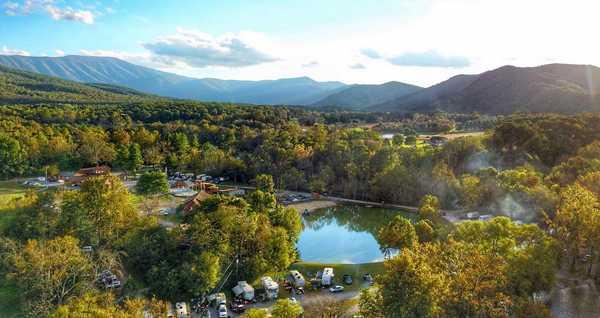Yogi Bear's Jellystone Park™ Camp-Resort: Natural Bridge