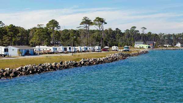Gwynn's Island RV Resort