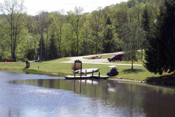 Silver Canoe Campground