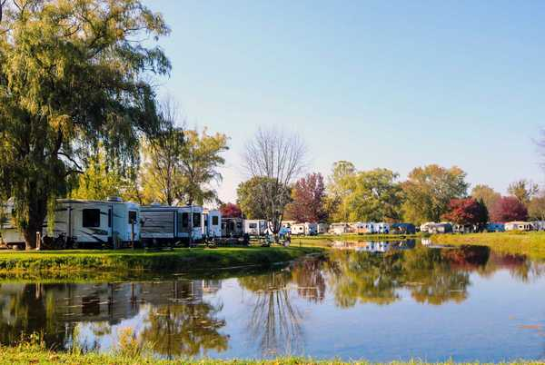 Whispering Winds Campground